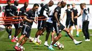 Beşiktaş'ta hazırlıklar sürüyor!