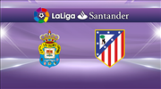 Las Palmas - Atletico Madrid