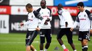 Beşiktaş'ta gözler derbiye çevrildi
