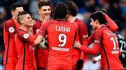 PSG'den gövde gösterisi: 5-0! (ÖZET)