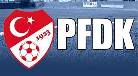 PFDK'dan Şanlıurfaspor ve Elazığspor'a ceza