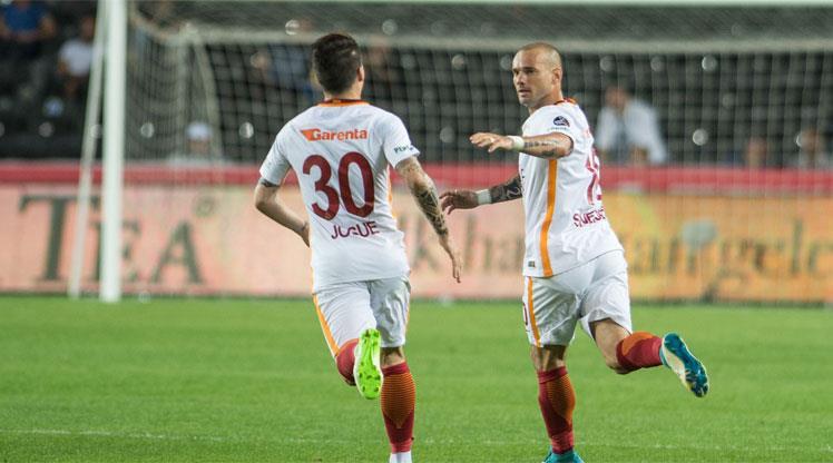 Galatasaray'da 3.lük hesapları