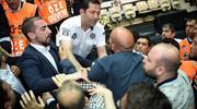 Beşiktaş Genel Kurulu'nda tansiyon yükseldi!