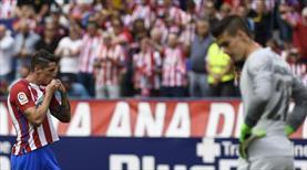 Vicente Calderon'a galibiyetle veda! (ÖZET)