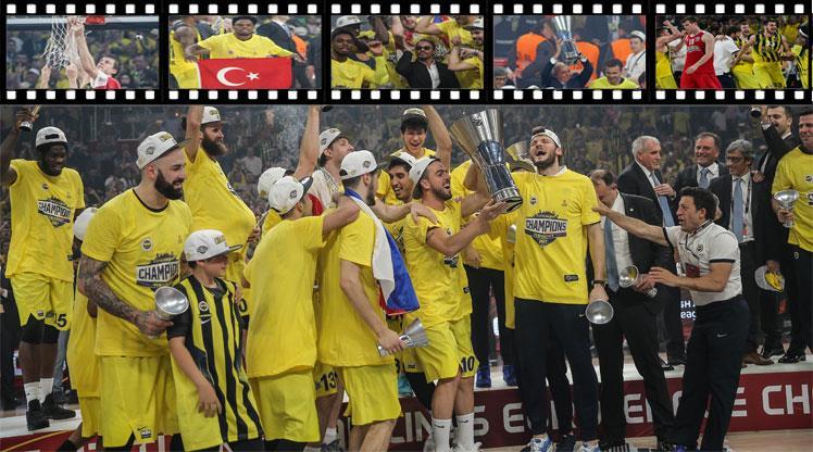 Fenerbahçe tarihi böyle yazdı! Şampiyonlukla ilgili ne ararsan burada