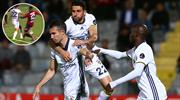 İşte penaltı anı ve Fenerbahçe