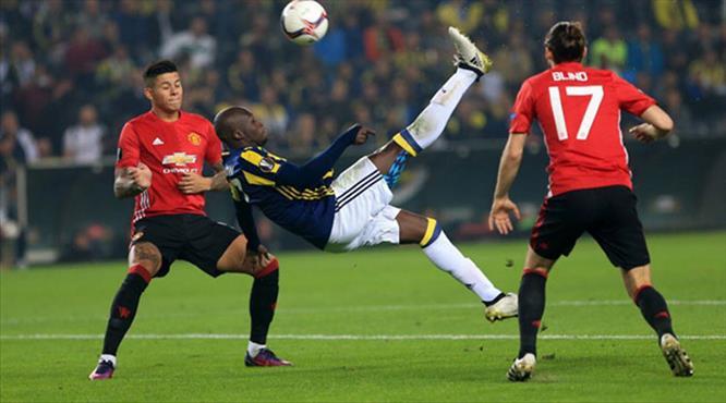 ManU'nun son yenilgisi Fenerbahçe'den