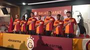 İşte Galatasaray'ın 3. forması!
