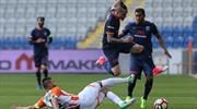 Medipol Başakşehir-Adanaspor: 2-1 (ÖZET)
