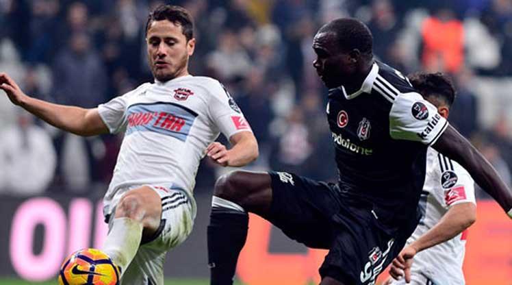 Gaziantepspor - Beşiktaş maç özeti