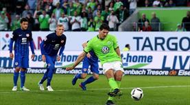 Gomez Wolfsburg'a umut oldu!
