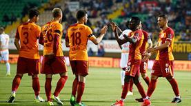İşte Aytemiz Alanyaspor - Galatasaray maçının özeti!