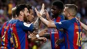 Barcelona sezonu kupayla kapattı!