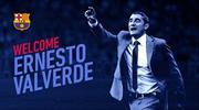 Barcelona'da Valverde dönemi!