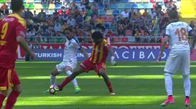 Kayserispor: 0 - Medipol Başakşehir: 1 (ÖZET)