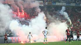 Finalin cezası belli oldu! Süper Lig'e seyircisiz başlangıç!