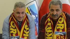 Kayserispor'dan Sumudica açıklaması!