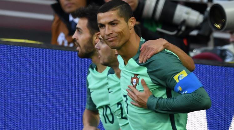 Portekiz ev sahibine acımadı!