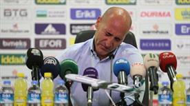 """""""Bursaspor'u kurtarmak için istifa ettim"""""""