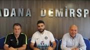 Adil Demirbağ Adana Demirspor'da