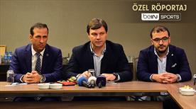 """""""Türk futbolcu bulamıyoruz"""""""