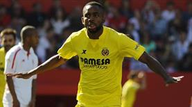 Villarreal Bakambu ile uzattı