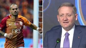 Göksel Gümüşdağ'dan Sneijder açıklaması!