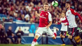 Sydney'de Arsenal şov! Müthiş pas, akıl dolu gol