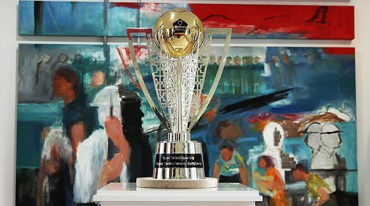 Şampiyonluk kupası Ankara'da