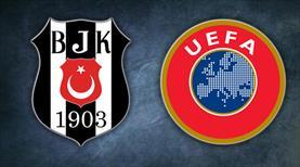UEFA'dan Beşiktaş'a kötü haber