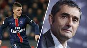 Barça'nın patronundan flaş Verratti sözleri!
