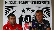 Beşiktaş'tan Devler Ligi için flaş karar