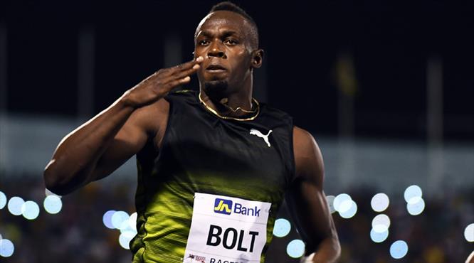 beIN SPORTS'ta Usain Bolt rüzgarı! Yine yaptı yapacağını...