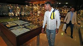 Isla Fenerbahçe Müzesi'nde