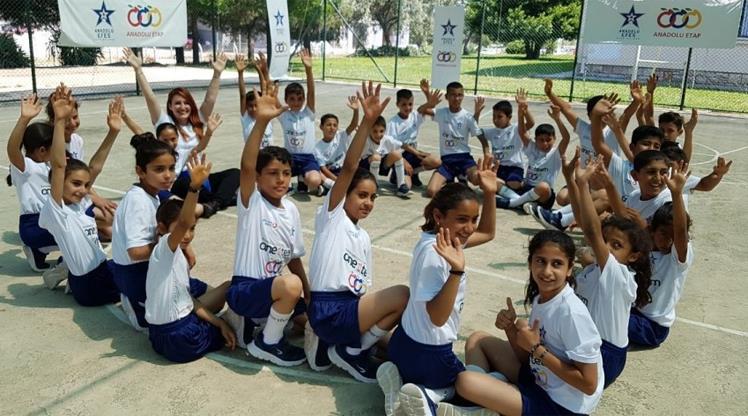 Anadolu Efes'ten anlamlı eğitim projesi