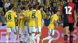 Fenerbahçe Valbuena ile güldü!