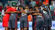 Kartal'ın Süper Kupa karnesi zayıf