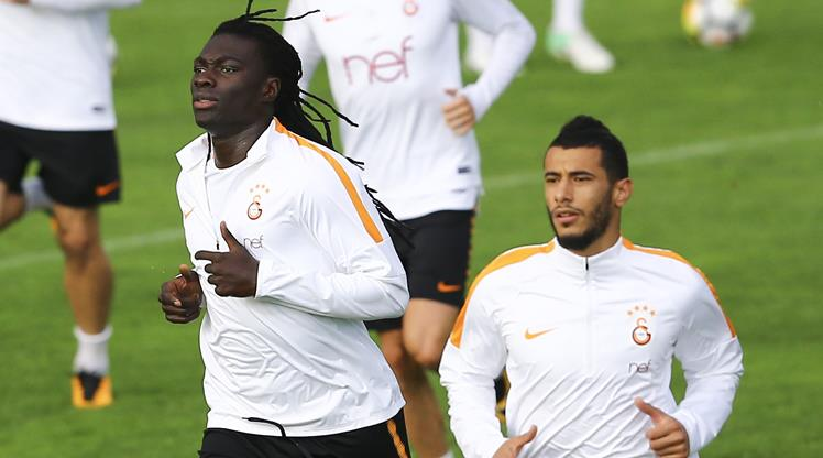 Yeni Galatasaray sahnede