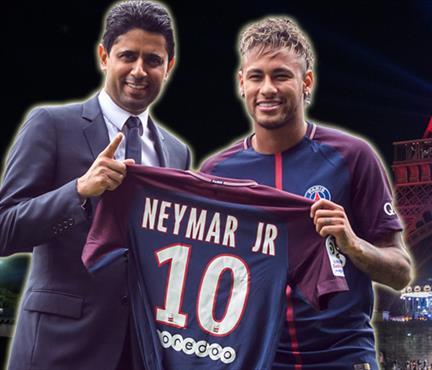 Tarihin en büyük transferi böyle gerçek oldu!