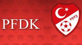 9 takım PFDK'da