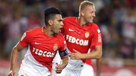 Monaco Marsilya'yı gole boğdu! 6-1:  (ÖZET)