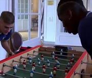 Yılın maçı! Pogba ve Griezmann kozlarını paylaştı