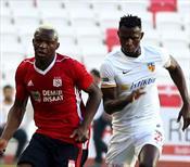 Demir Grup Sivasspor-Kayserispor: 0-2 (ÖZET)