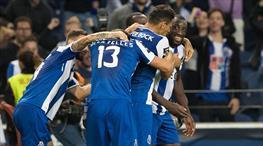 Aboubakar atıyor, Porto coşuyor!