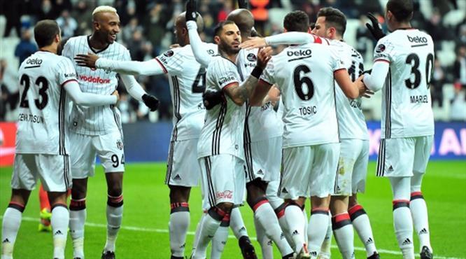 Beşiktaş - Atiker Konyaspor (Dünden Bugüne)