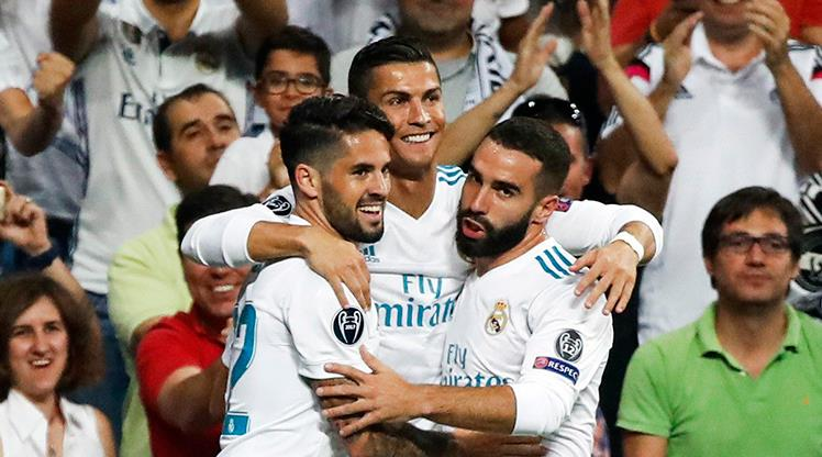 Ronaldo döndü, Bernabeu şenlendi: 3-0