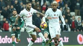 Beşiktaş'ın Konya karnesi iyi