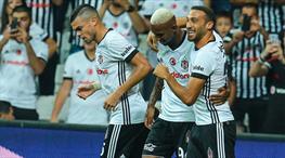 İşte Beşiktaş - Atiker Konyaspor maçının özeti