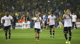 Beşiktaş'ın hasreti sürüyor