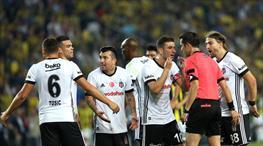 Beşiktaş'ta ilklerin derbisi